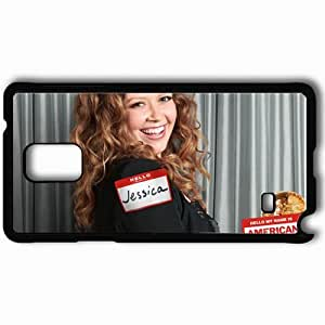 Personalized Samsung Note 4 Cell phone Case/Cover Skin American Reunion Black by lolosakes