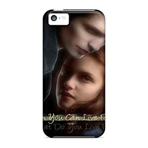 MMZ DIY PHONE CASEJacquieWasylnuk iphone 5c Excellent Hard Cell-phone Cases Customized Nice Twilight Pattern [pRF8794UAvW]