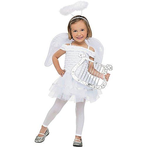 Little Angel Girls Halloween Costume ()