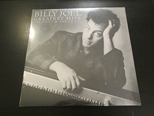 Billy Joel: Greatest Hits, Volume 1 & 2 by Columbia Records Stereo C2 40121