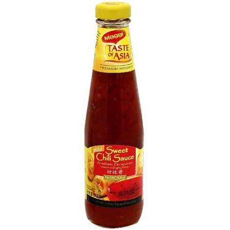 - Maggi Taste Of Asia Mild Sweet Chili Sauce, 10.1 oz (Pack of 6)