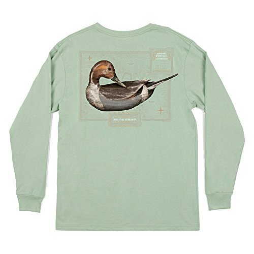 New Southern Marsh Vintage Decoy Pintail Tee - Long Sleeve supplier