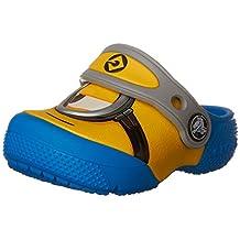 crocs Kids' Crocsfunlab Minions Clog