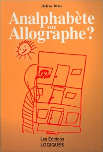 Livres Analphabète ou allographe pdf, epub ebook