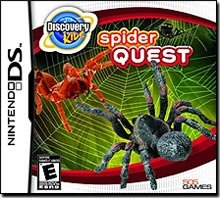 Free Discovery Kids: Spider Quest - Nintendo DS