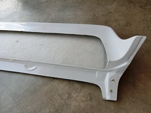 New Honda Civic EF EF9 SH3 Si MUGEN Style Hatchback Rear Spoiler Wing Fiberglass