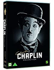UNIVERSAL SONY PICTURES NORDIC Charlie Chaplin Collection - Dvd