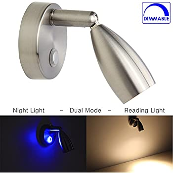 Amazon.com: RV Reading Light LED Directional Spot Light