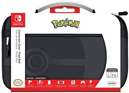 PDP - Funda De Viajero, Edición Poke Ball Elite (Nintendo Switch ...