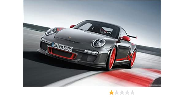 Amazon.com: Porsche 911 Gt3 Rs 36X48 Poster Banner Photo: Posters & Prints