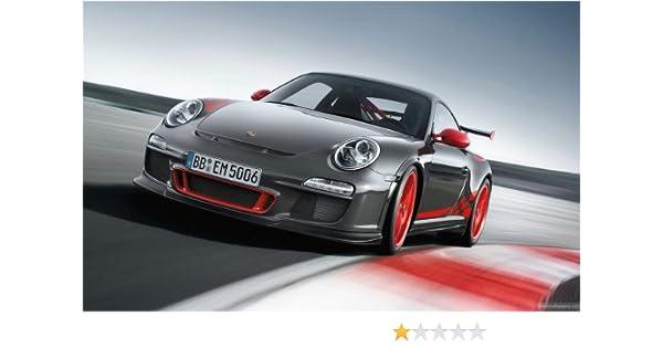 Amazon.com: Porsche 911 Gt3 Rs 36X48 Poster Banner Photo: Posters & Prints