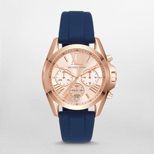 Michael Kors Women's Bradshaw Blue Watch MK2650