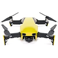Wrapgrade Poly Skin for DJI Mavic Air | Unit A: Colored Parts and Rear Trim (LIMONCINO YELLOW)