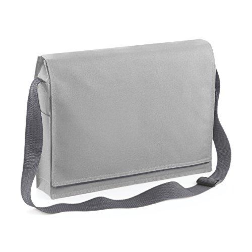 Bagbase Bag Messenger Light Ordinaire Grey Par Conférence IOvRUR