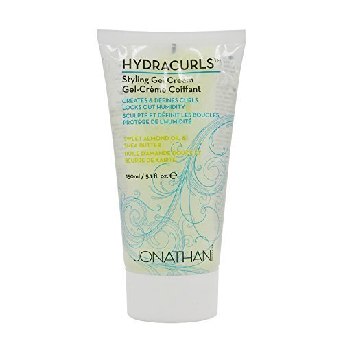 Jonathan Product Hydracurls Styling Gel Creme - 5.1 - Wiki South Africa