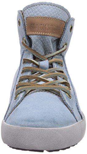 mujer de Sky Blu beige 36 Blackstone para HL81 Zapatillas SNEAKER NUBUCK cuero talla color cnqOUf1W