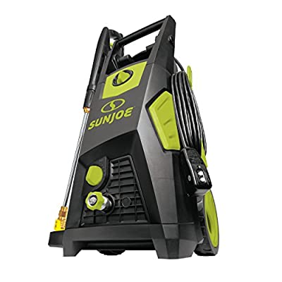 Sun Joe SPX3500 2300-PSI 1.48 GPM Brushless Induction Electric Pressure Washer, w/Brass Hose Connector