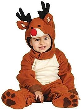 Fancy Me Bebé Niña Niño Lindo Reno Rudolph Navidad Navidades ...