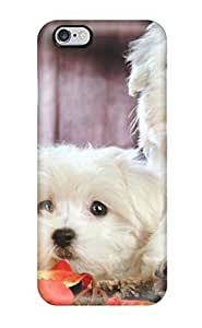Anti-scratch And Shatterproof Heart Melting Animals For Your Desktop Phone Case For Iphone 6 Plus/ High Quality Tpu Case