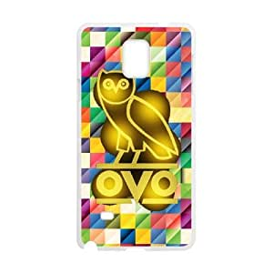 Samsung Galaxy Note 4 N9108 Case Cell phone Case Drake Ovo Owl Plastic Gyfg Durable Cover