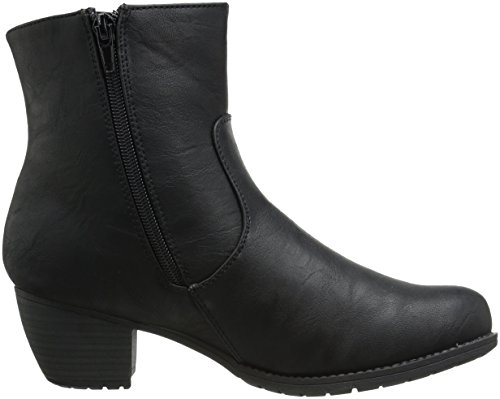 Easy Rylan Women's Boot Black Street 6ppqx780w