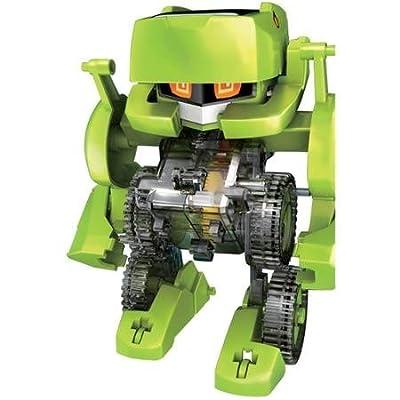 OWI T4 Transforming Robot WLM
