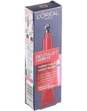 L'Oréal Paris Revitalift Lazer X3 Yaşlanma Karşıtı Göz Bakım Kremi, 15 ml