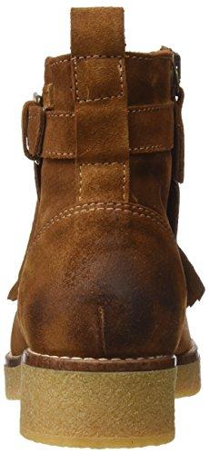 MTNG Carmela, Botas Mujer, Marrón (Suede Cuero), 38 EU: Amazon.es: Zapatos y complementos