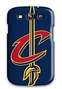Audunson Case Cover Protector Specially Made For Galaxy S3 Cleveland Cavaliers Nba Wallpapers