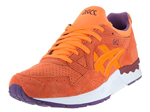 Asics Men's Gel-Lyte V Orange Pop/Orange Pop Running Shoe 10.5 Men US