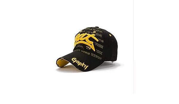 zhuzhuwen Sombrero de sombrilla de Beisbol para Hombres, Gorra de ...