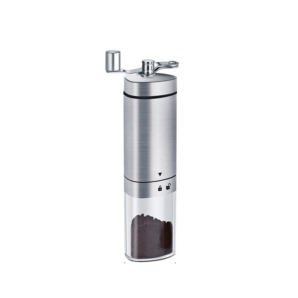 Pill Crusher | Pill Grinder - Stainless Steel Tablet,Vitamin Crusher,Grind ulverize Multiple Pills,Metal Medicine Grinder -Great for Feeding Tube use, Pets or Easier Medicine Intake for Kids by PAUTO-P