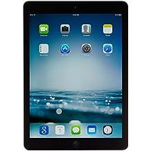 Apple iPad Air Retina Display Tablet 16GB, Wi-Fi, Space Gray (Certified Refurbished)
