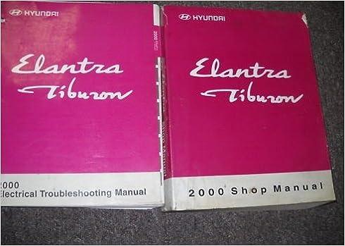 2000 hyundai elantra manual