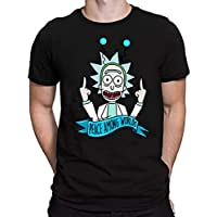 Camiseta Rick And Morty - Peace Among World - Séries - Masculina