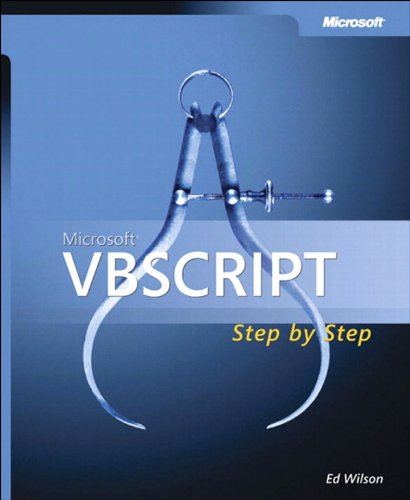 Download Microsoft VBScript Step by Step (Step by Step Developer) Pdf
