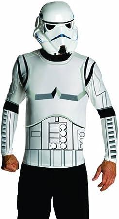 Star Wars disfraz de soldado Imperial de la camiseta de manga ...