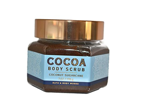 Bath & Body Works Cocoa Body Scrub Coconut Sugarcane 7oz ()