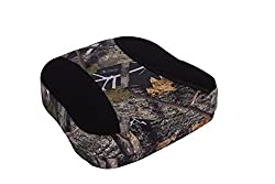 """Nep Outdoors Therm-a-seat Infusion 3-layer Premium Hunting Cushion, Invision Camo, 3""""large"""