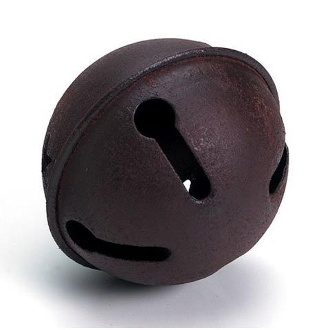 Bulk Buy: Darice DIY Crafts Rusty Bell 80mm (12-Pack) 1091-21 by Darice