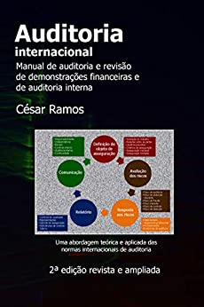 Auditoria internacional: Manual de auditoria e revisão de demonstrações financeiras e de auditoria interna por [Ramos, César]