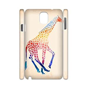 TOSOUL Giraffe 2 Phone 3D Case For Samsung Galaxy note 3 N9000 [Pattern-3]