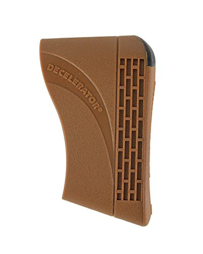 - Pachmayr Decelerator Slip-On Pad (Brown, Medium)