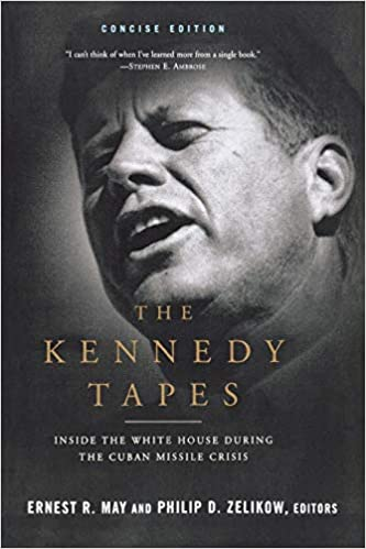 kennedy tapes cuban missile crisis