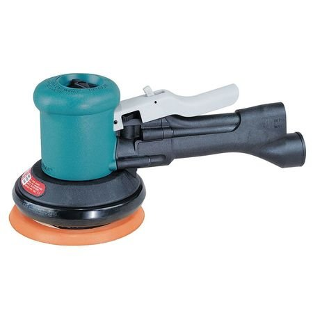 Air Dual-Action Sander, 0.45HP, 5 In. by Dynabrade by Dynabrade