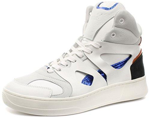Alexander Sneakers MCQ Weiß Serve Puma Herren McQueen HwqnaR