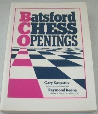 Batsford Chess Openings (Batsford Chess Book)