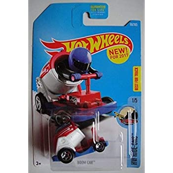hot wheels 2017 hw ride ons boom car cannon car 66 365 red white and blue toys. Black Bedroom Furniture Sets. Home Design Ideas