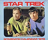 The Star Trek Stardate Calendar 1976