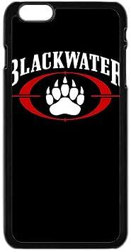 Blackwater logomarca para iPhone 6 Plus: Amazon.es ...